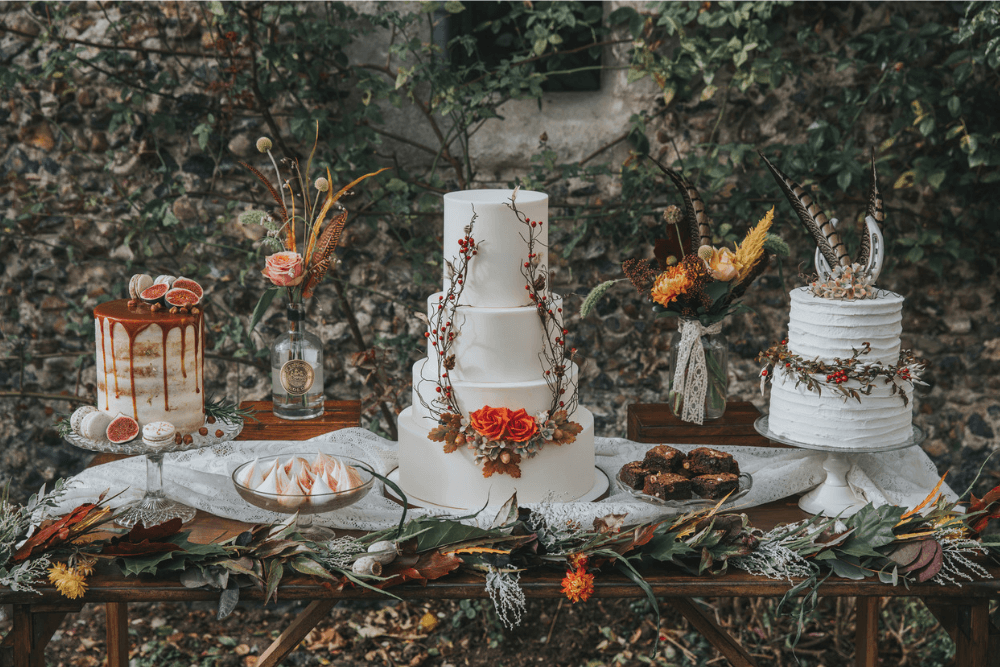 Autumnal Norfolk Wedding