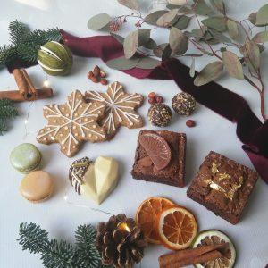 Luxury Treat Box and Wreath Makimg Kit