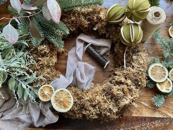 Wreath-making-kit