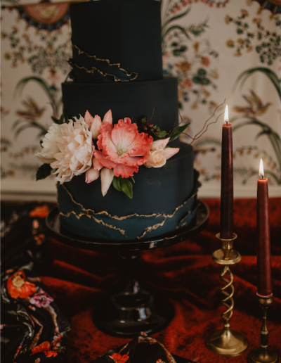Dark_teal_wedding_cake
